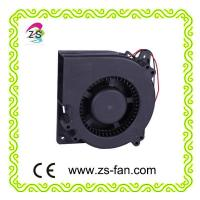 Buy cheap 120mm ball bearing small squirrel cage blower fan from wholesalers