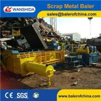 Buy cheap WANSHIDA Heavy Duty Scrap Metal Baler Compactor for HMS 1 & 2 Scrap from wholesalers