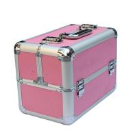 Buy cheap Aluminum cosmetic train case from wholesalers