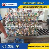 Buy cheap PET Bottles Baling Press from wholesalers