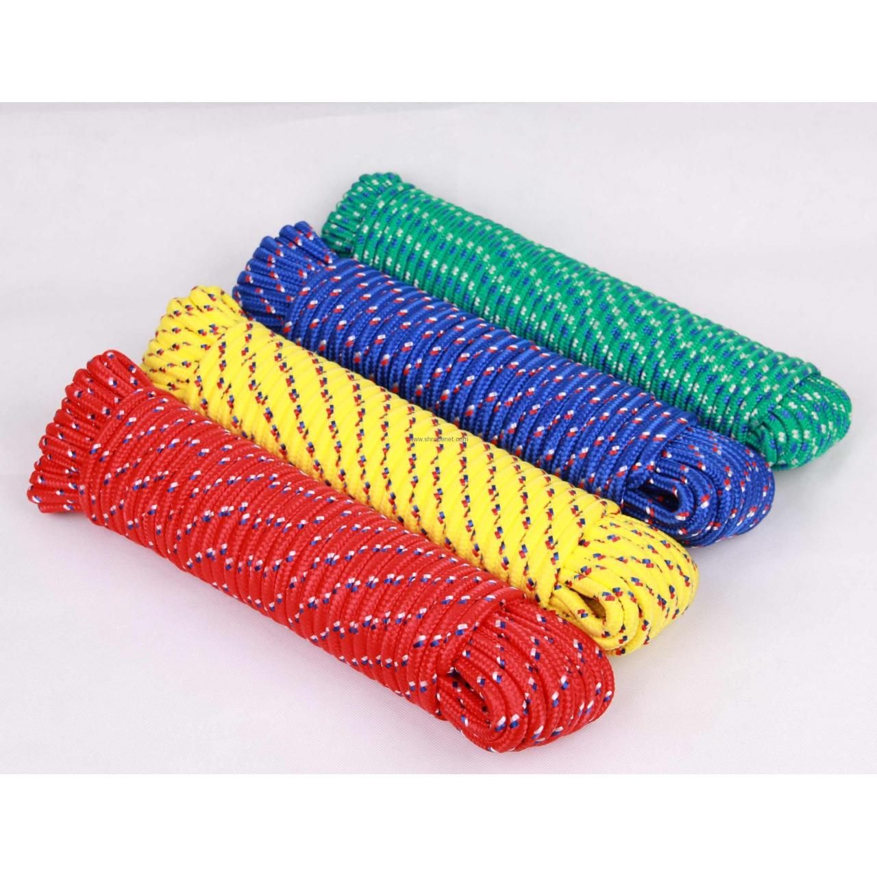 Buy cheap PP multi diamond braided rope with Non-woven fabric core from wholesalers