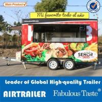 Buy cheap I TRAILER 1S(Kebab food cart food kiosk) from wholesalers