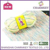 Buy cheap soft hand knitting yarn for baby yarn for blankets from wholesalers