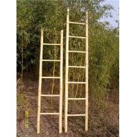 Buy cheap Hot Sale High Quality Original Color Minisize Bamboo Ladder for Household from wholesalers