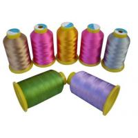 Buy cheap Rayon Embroidery Thread 120D/2 from wholesalers