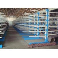 Buy cheap Industrial Steel Cantilever Pipe Rack For Heavy Duty Warehouse CE Certificate from wholesalers