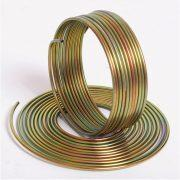 Buy cheap Colorful Galvanized Bundy Tube from wholesalers