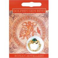 Buy cheap Dolphin Gem Ring - Gold Plated from wholesalers
