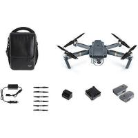 Buy cheap DJI Mavic Pro FLY MORE COMBO Collapsible Quadcopter Starters Bundle from wholesalers