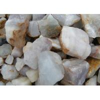Buy cheap Fluorspar/Calcium Fluorid Metallurgy grad fluoride lumps 85% from wholesalers