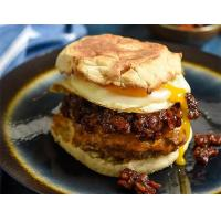 Build Your Own Ultimate Breakfast Burger