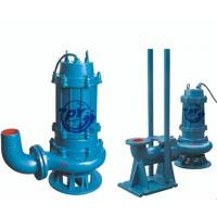 Buy cheap QW Vertical Non-clogging Submersible Sewage Pump for Dirty Water from wholesalers