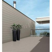 Buy cheap Seven Trust homemade plastic lumber composite floor from wholesalers