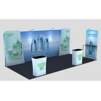 Buy cheap super popular portable 3x3 outdoor tension fabric trade show booth/exhibition booth display for sale from wholesalers