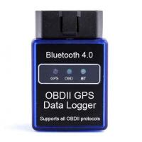 Buy cheap OBD GPS Data Logger OBD GPS Data Logger from wholesalers