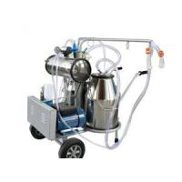 Buy cheap Portable vacuum pump milking machine from wholesalers
