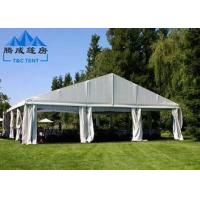 Buy cheap Long Life Span Waterproof Canopy Tent Color Printed For Backyard Parties from wholesalers