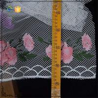 Buy cheap Wholesale embroidery designs flowers rose lace trim for decorative from wholesalers