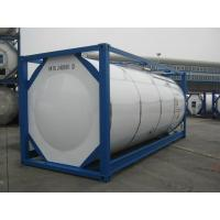 Buy cheap Used Tank Container Sales from wholesalers