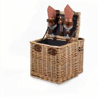 Buy cheap Picnic Time Vino Wine Basket - Adeline from wholesalers