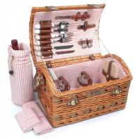Buy cheap Picnic & Beyond Couture Collection - (B) 2 Person Willow Picnic Basket from wholesalers