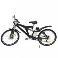 Buy cheap Electric sight-seeing Cars New Fashion CE Electric Mountain Bike with MTB Tire from wholesalers