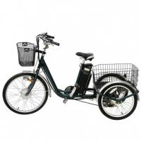 Electric sight-seeing Cars Chinese Economic Cargo Electric Tricycle for Sale with Pedal Basket