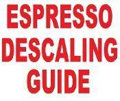 Buy cheap Descaling guide for all Espresso machines from wholesalers