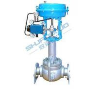 Buy cheap 10P60 heat insulation jacket single-seat control valve from wholesalers