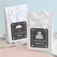 Buy cheap Sweet Shoppe Candy Boxes - Chalkboard Baby Shower (set of 12) from Wholesalers
