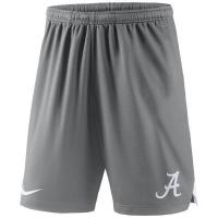 Buy cheap Men's Nike Charcoal Alabama Crimson Tide Team Color Knit Performance Shorts from wholesalers