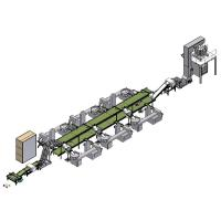 Buy cheap Candy packaging production line from wholesalers
