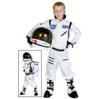 Buy cheap Child Halloween Costumes White Child Astronaut Costume from wholesalers
