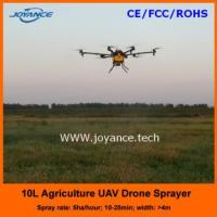 Buy cheap Crop Sprayer UAV, Drone Sprayer For Agriculture With GPS Crop Duster from wholesalers