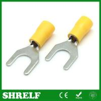 Buy cheap Electric Materials SV Spade Shaped Insulated Terminal from wholesalers