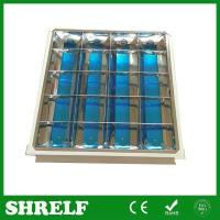 Buy cheap Grid Light 4x18W recessed grille lamp with AL reflectors from wholesalers