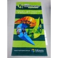 Buy cheap 2016 Hot sales 100% cotton beach towel with reactive printing design from wholesalers