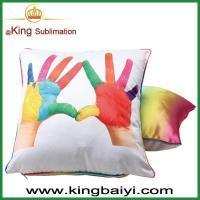 Buy cheap Sublimation blanks sublimation pillow cover from wholesalers