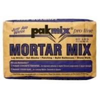Buy cheap UMIX BAGGED PRODUCTS/PAKMIX PakMix Mortar Mix from wholesalers