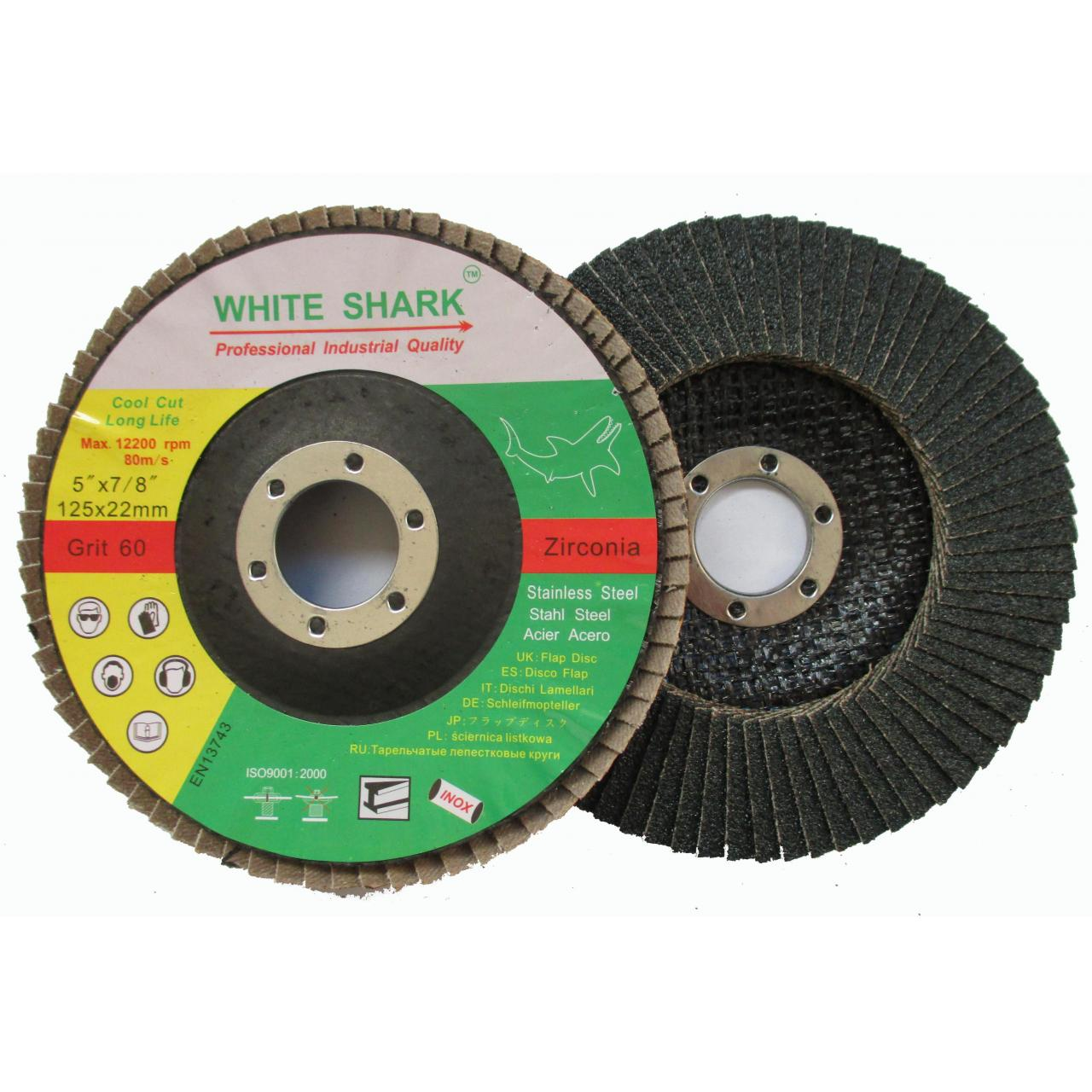 Buy cheap Zirconia flap disc Top Line from wholesalers