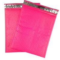 Buy cheap Fashion and Durable Pink Poly Padded Envelopes Use for Gift Packaging from wholesalers