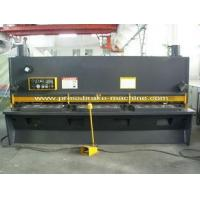 Buy cheap Sheet Metal Guillotine Shear , Hand Operated Guillotine Cutter For Metal from wholesalers