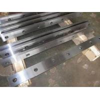 Buy cheap Cr12Mov Material Metal Shear Blades / Carbide Blade Tools For Cutting Sheet Metal from wholesalers