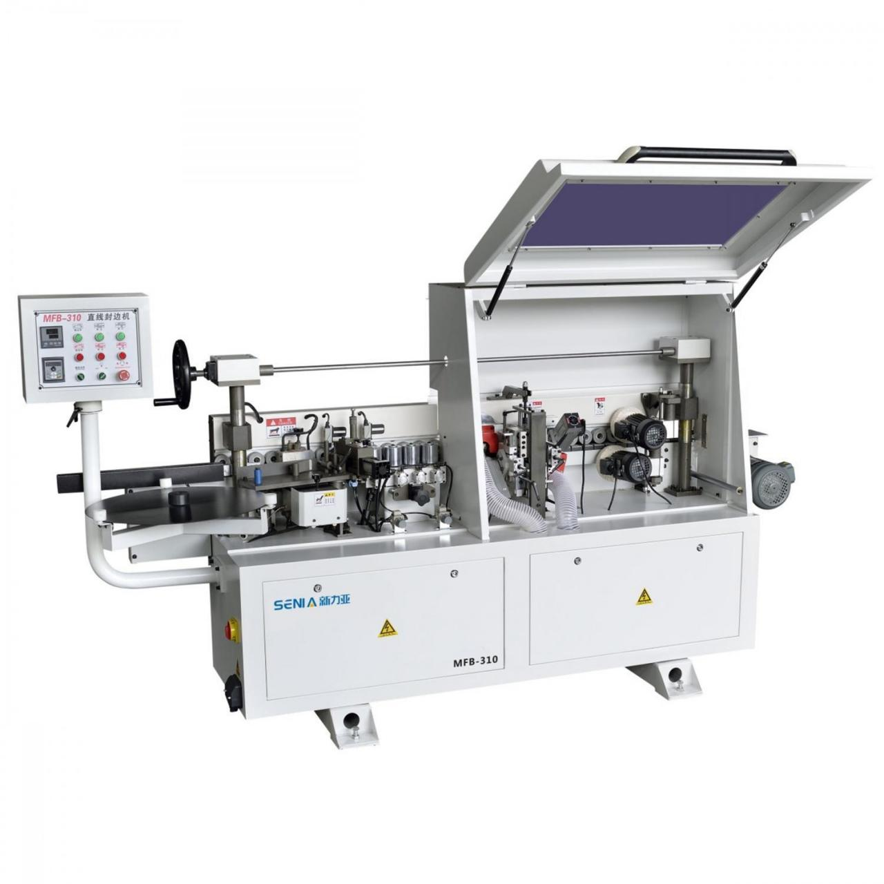 Buy cheap Copying Shaper Semi-Automatic Edge Bander MFB-310 from wholesalers