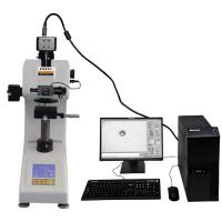 Buy cheap Computer type micro hardness tester from wholesalers