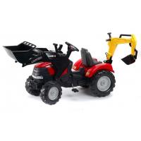Buy cheap CASE IH PUMA 240CVX WITH SWIVEL SEAT +LOADER+DIGGER from wholesalers