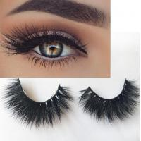Buy cheap 3D Lashes High Quality Private Label 100% Real 3d Mink Lashes ES48 from wholesalers