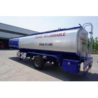 Buy cheap 40000 liters Fuel Tanker Trailer for sale | Titan Vehicle from wholesalers