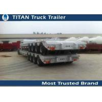 Buy cheap ISO / CCC / SGS / BV Approved Heavy Haul Trailers For Transformer Transportation from wholesalers