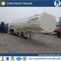 Buy cheap 1 Compartment 50000 liters diesel fuel tank trailer For Mali , chemical tank trailer from wholesalers
